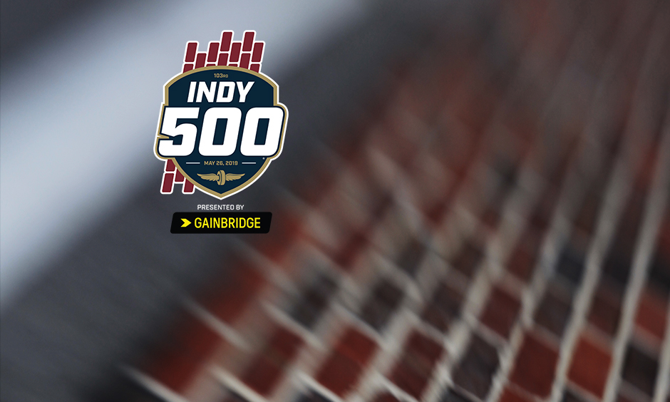 The 103rd Running of the Indianapolis 500 presented by Gainbridge