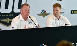 Jay Frye Red Bull Aeroscreen