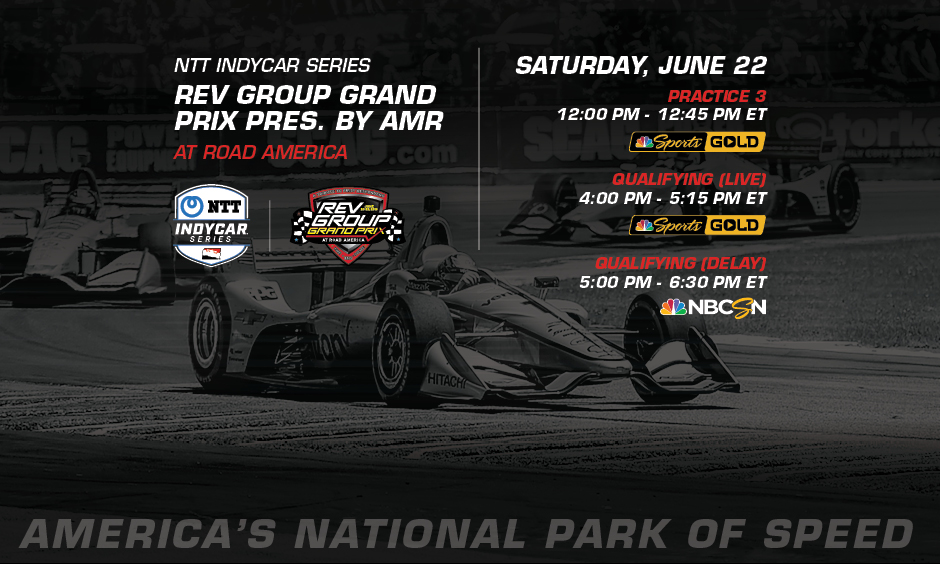 REV Group Grand Prix presented by AMR at Road America