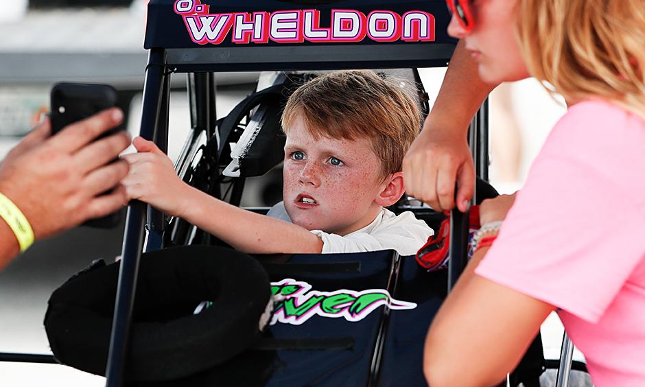 Oliver Wheldon