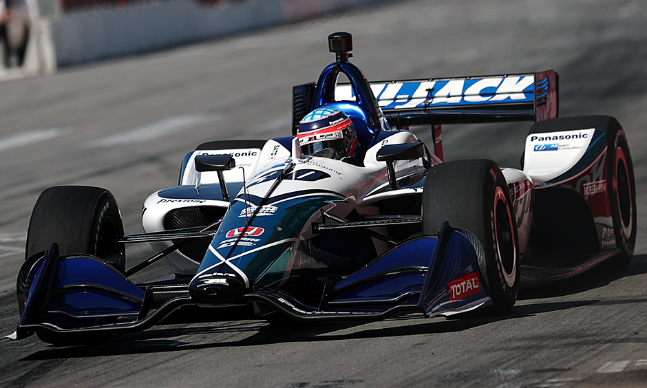 Sato on Bourdais race duel: