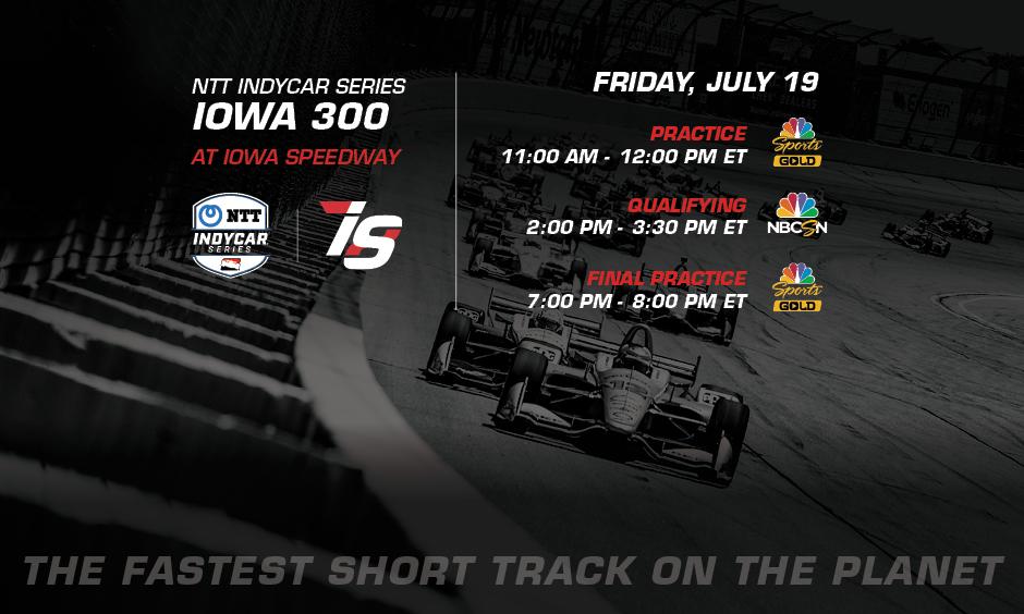 Iowa 300 at Iowa Speedway