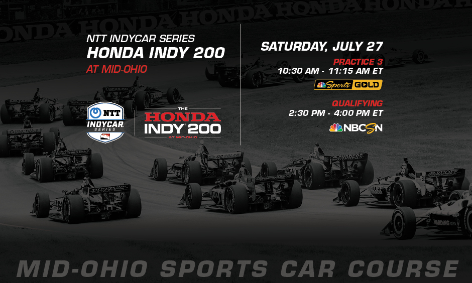 Honda Indy 200 at Mid-Ohio