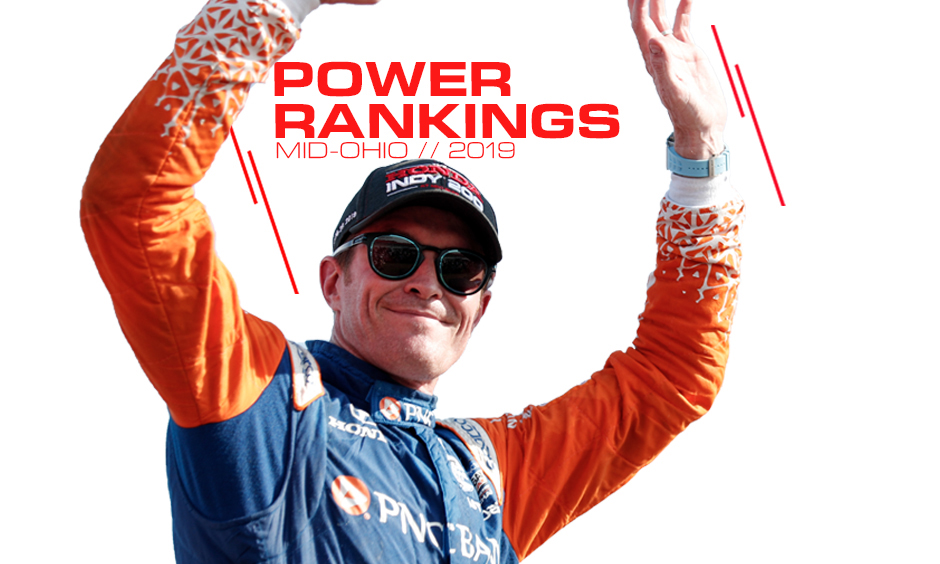 Scott Dixon Power Rank