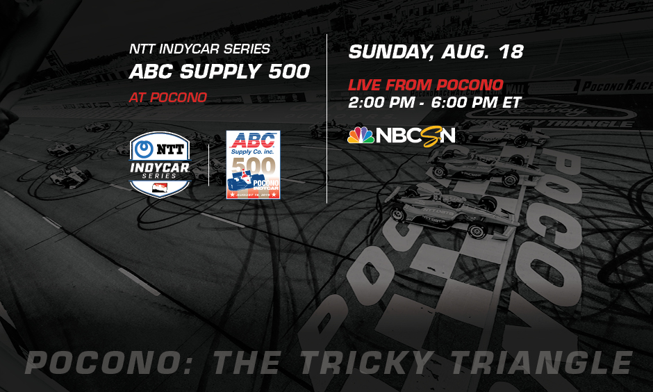 ABC Supply 500 at Pocono Raceway