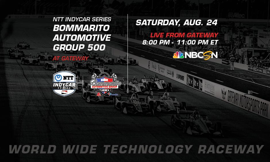 Bommarito Automotive Group 500 at World Wide Technology Raceway at Gateway