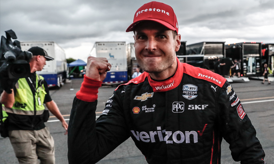 Will Power wins at Pocono