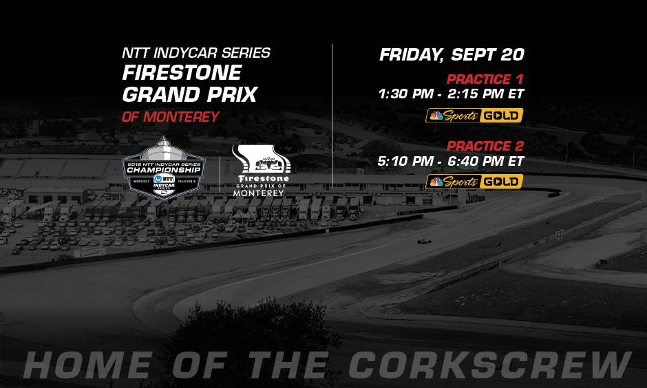 Firestone Grand Prix of Monterey Championship Finale