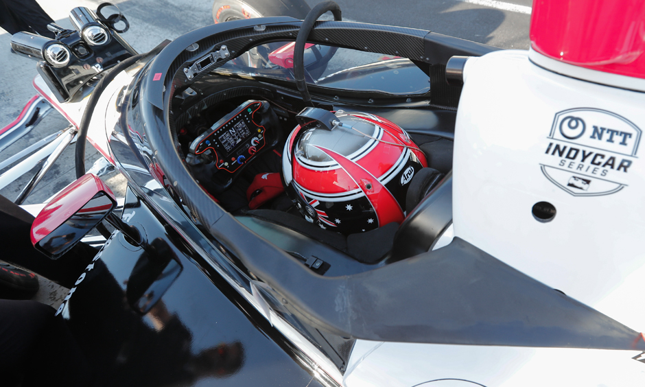 Will Power in the Aeroscreen