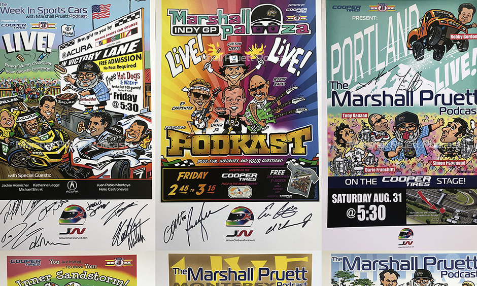 Marshall Pruett posters