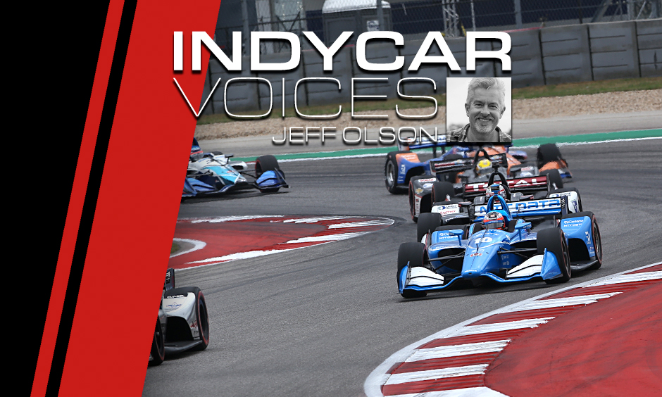 INDYCAR Voices: Jeff Olson