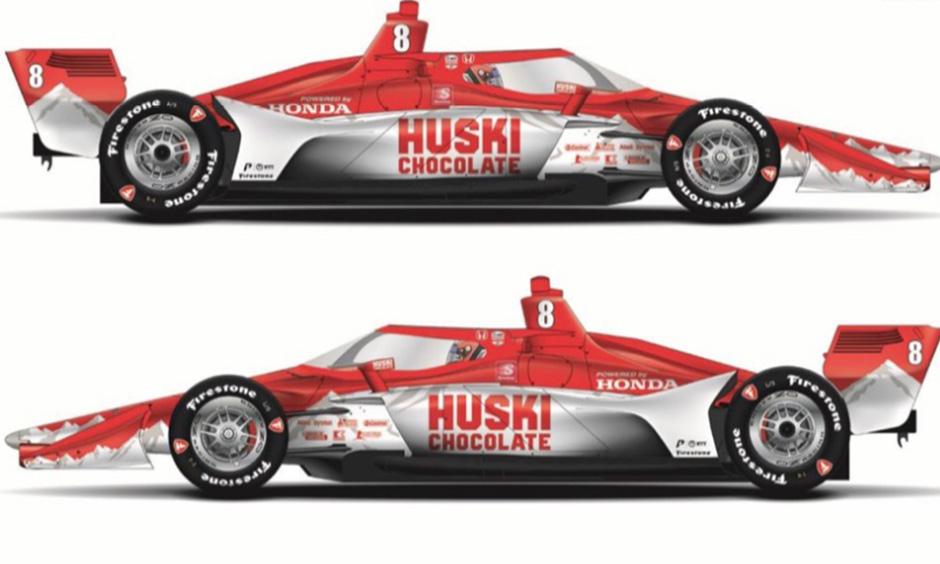 Marcus Ericsson's 2020 car