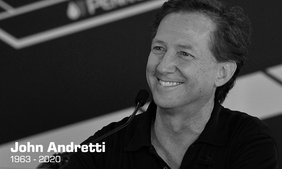 John Andretti, 1963-2020