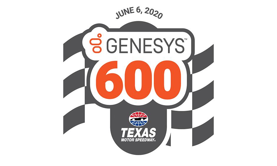 Genesys 600 at Texas Motor Speedway