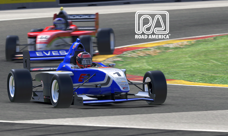 Road to Indy iRacing