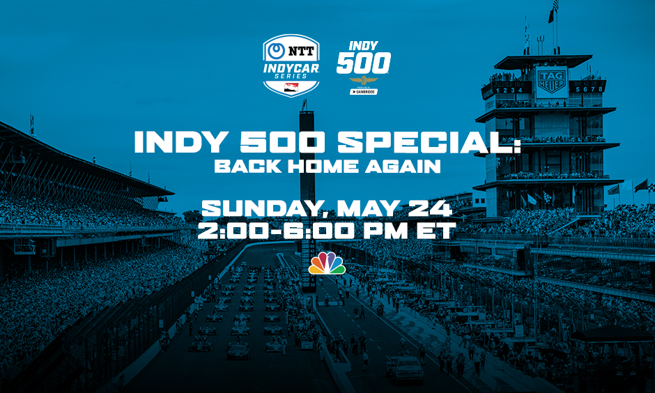 Indy 500 Special: Back Home Again