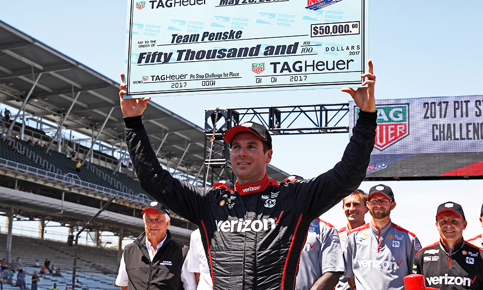 Will Power and Team Penske