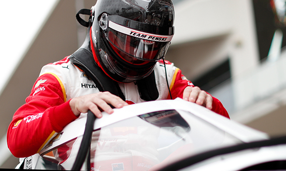 Scott McLaughlin at Circuit of the Americas