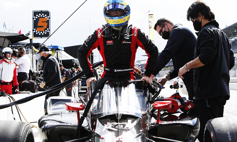 AJ Foyt Racing and Sebastien Bourdais