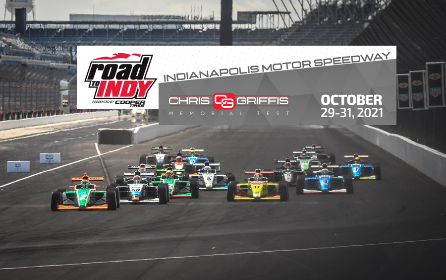 Chris Griffis Memorial Test at IMS.