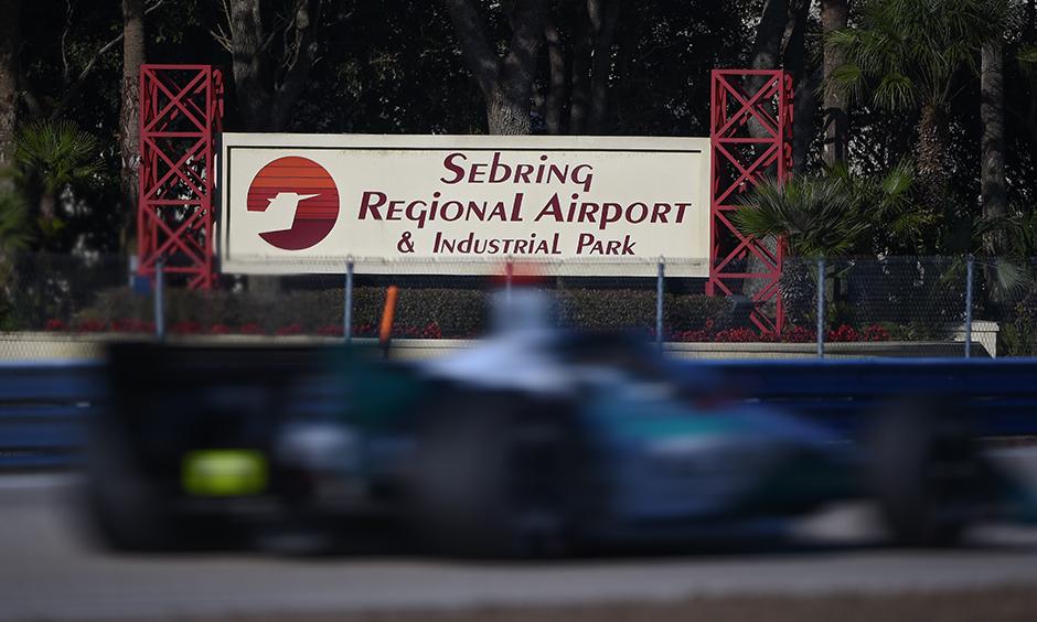 Sebring Testing Photo
