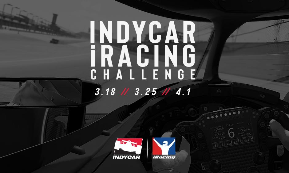 INDYCAR iRacing Challenge Season 2