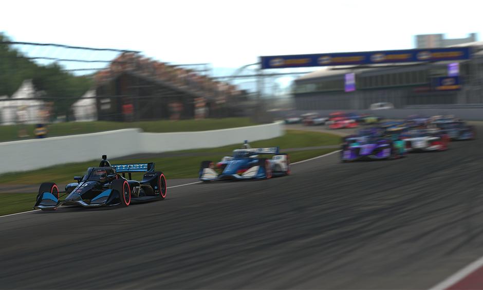IRacing Challenge Race 1