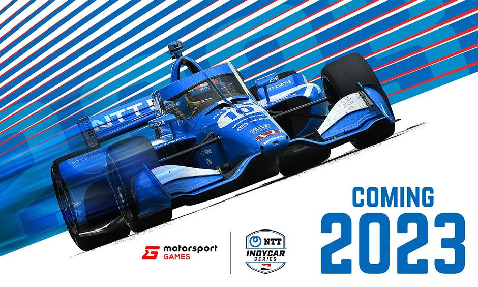 Motorsport Games Alex Palou
