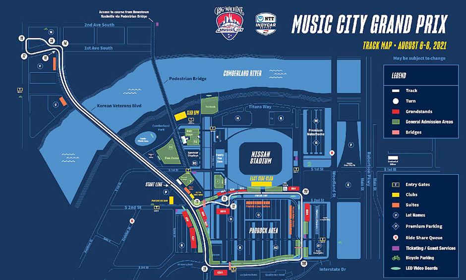 Big Machine Music City Grand Prix