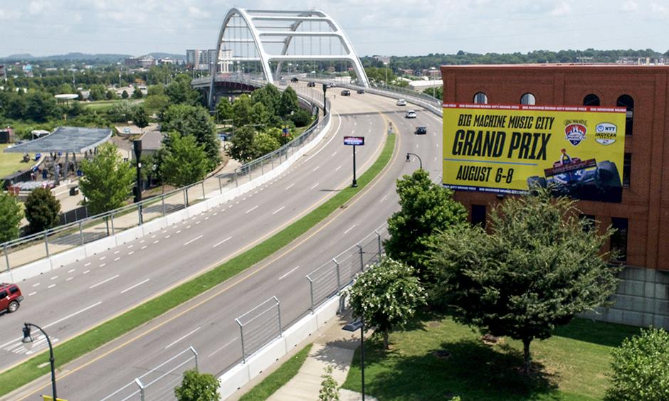 Big Machine Music City Grand Prix in Nashville