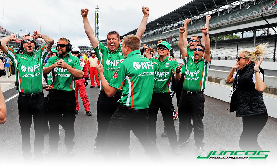 Juncos Hollinger Racing