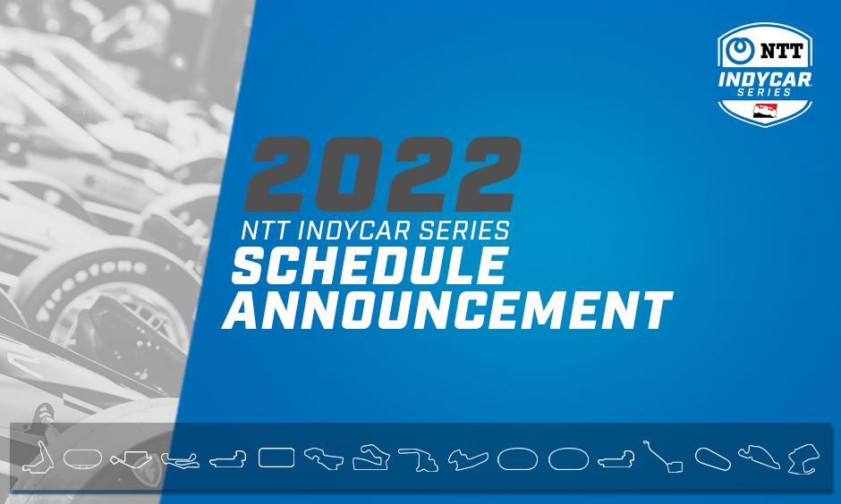 2022 Schedule Announcement