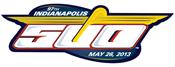 2013 Indianapolis 500 Logo