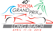 Toyota Grand Prix of Long Beach - 2014