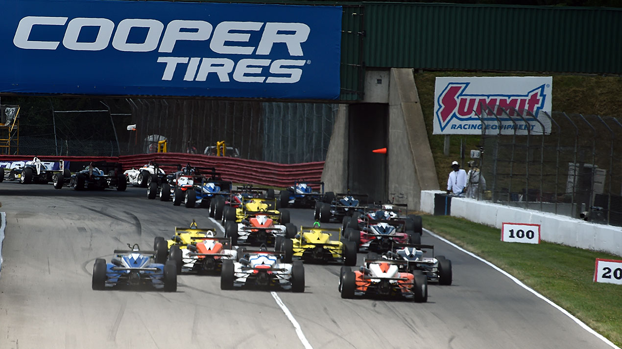 The Mid-Ohio Sports Car Course
