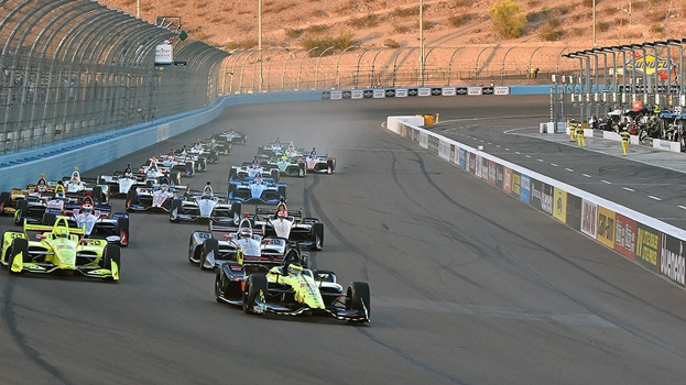 Phoenix International Raceway - Phoenix, Arizona