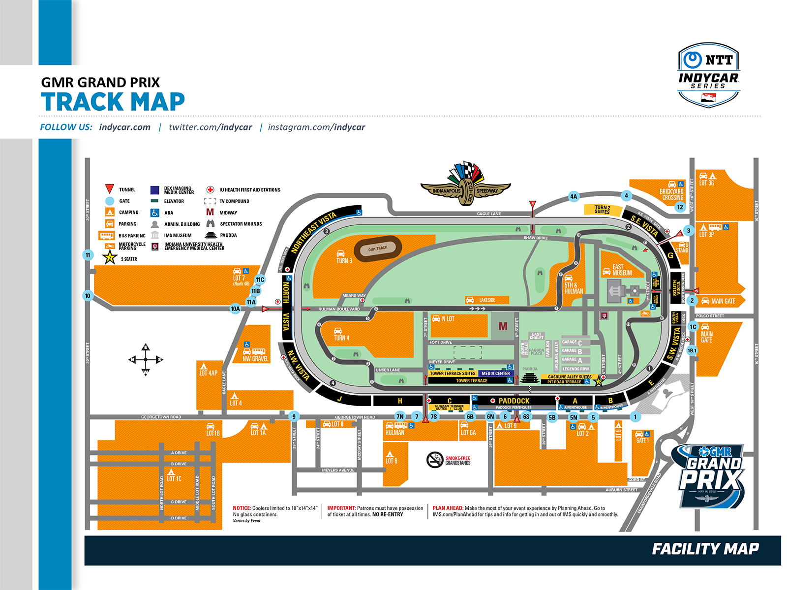 Indycar   Indy Road 2019   Anteprima 1