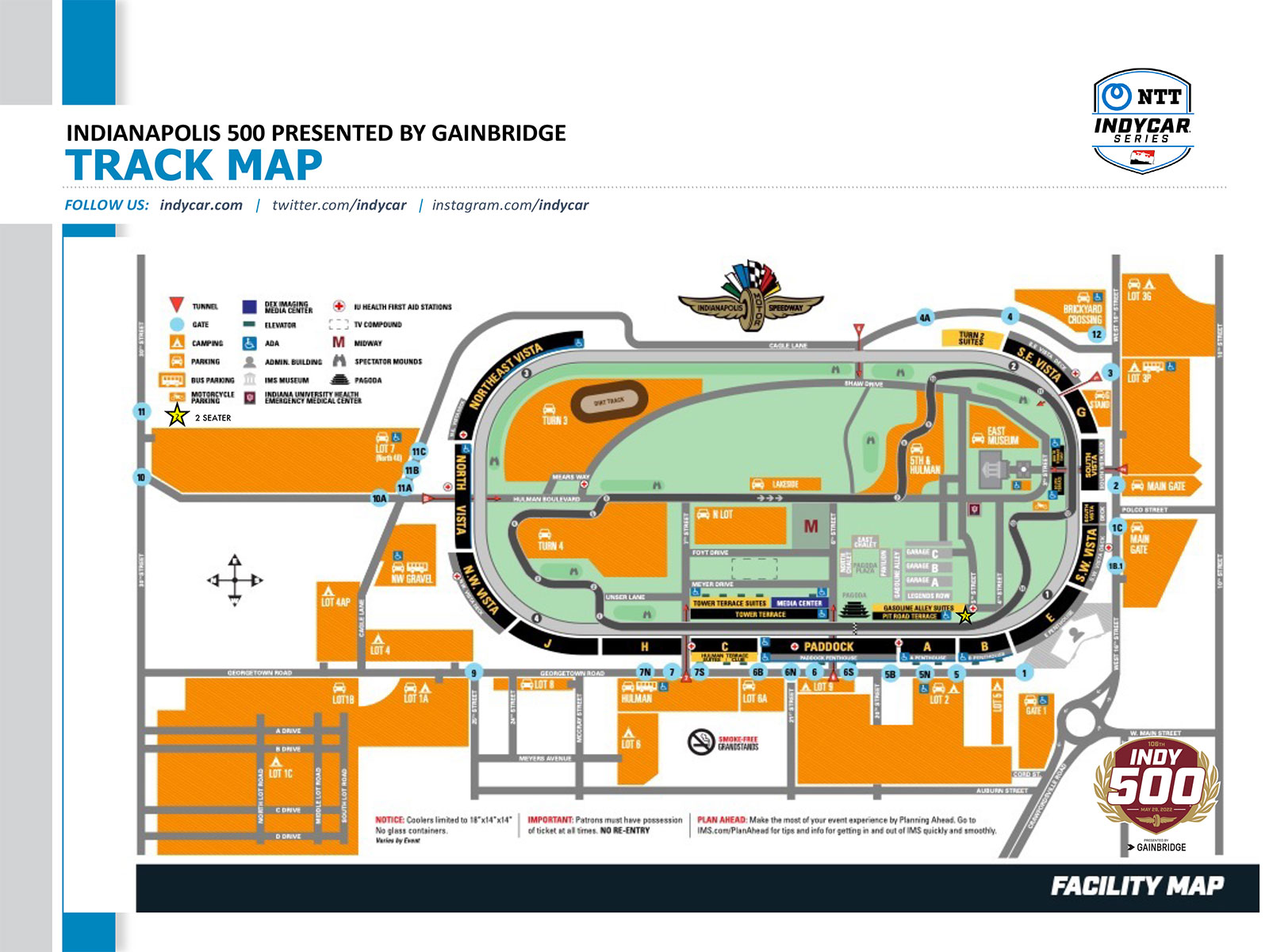 Indycar | Indianapolis 500 2019 | Anteprima 1