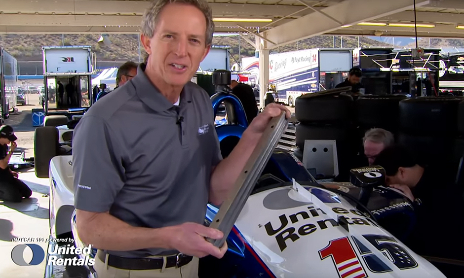 INDYCAR 101 powered by United Rentals: Driver weight ballast