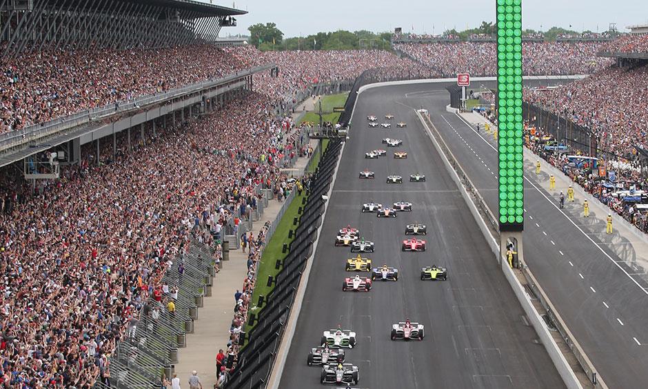 2019 NTT IndyCar Series: Indy 500 race highlights