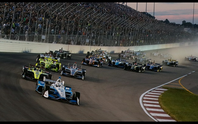 Videos - NTT IndyCar Series, Indy Lights, Pro Mazda & Cooper