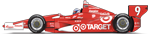 9 Dixon Indy Livery