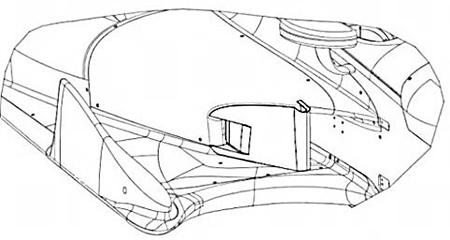 Sidepod Schematic