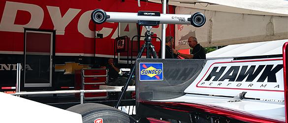Technical Inspection Laser Measurements