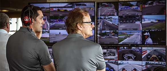 Inside INDYCAR Race Control