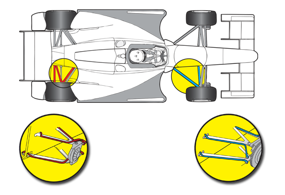 SWEMS - Suspension Wheel/Energy Management System