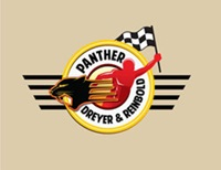 Panther and DRR logo