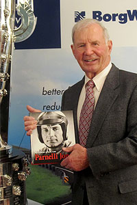 Parnelli Jones with new book