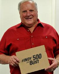 AJ Foyt - Indy 500 or Bust