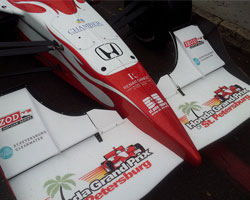 St Pete - Show Car wings